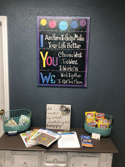 Therapy space picture #2 for Jamie Gaskin, therapist in Louisiana