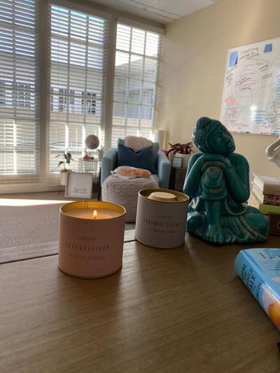 Therapy space picture #1 for Christine Tomasello, therapist in California