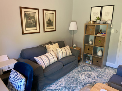 Therapy space picture #3 for Natasha Kennedy, therapist in Connecticut, Georgia, South Carolina