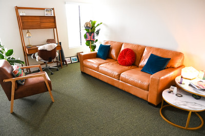 Therapy space picture #1 for Amy Anderson, therapist in California