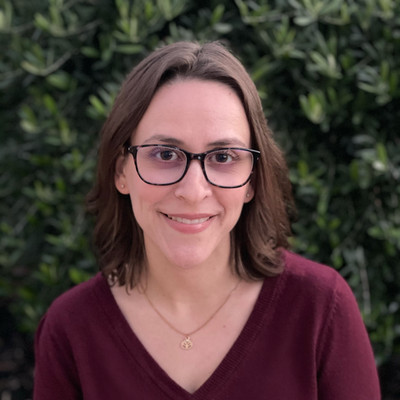 Picture of Lindsey Ford, therapist in California