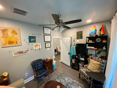 Therapy space picture #1 for Skeetz Edinger, therapist in Texas