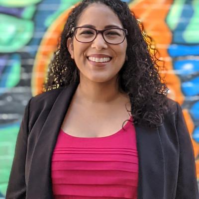 Picture of Jamila Mahfudh, therapist in California