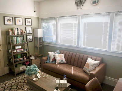 Therapy space picture #1 for Jane Teixeira, therapist in California