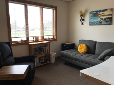 Therapy space picture #1 for Kelly  Thomack, therapist in Wisconsin