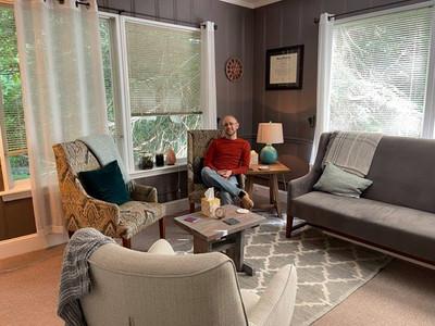 Therapy space picture #1 for Barrett Smith, therapist in Georgia