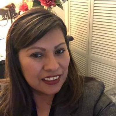 Picture of Maricela Gonzalez, therapist in California