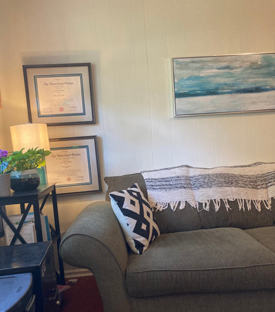 Therapy space picture #5 for Anna Gray, therapist in Georgia, New York