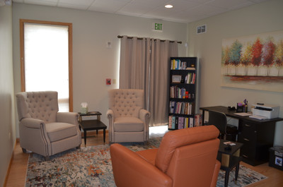 Therapy space picture #1 for Melanie Wall, therapist in Illinois