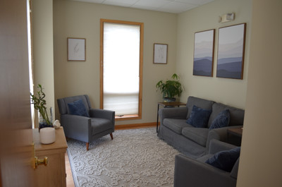 Therapy space picture #2 for Melanie Wall, therapist in Illinois