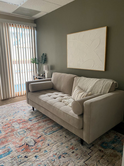 Therapy space picture #2 for Jennifer Cunningham, therapist in Florida