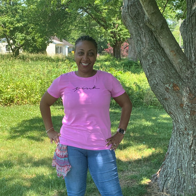 Picture of Latonya Cotton, therapist in Maryland
