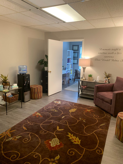 Therapy space picture #2 for Susan Kahan, therapist in Ohio