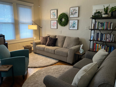 Therapy space picture #3 for Hope Burbine, therapist in Tennessee