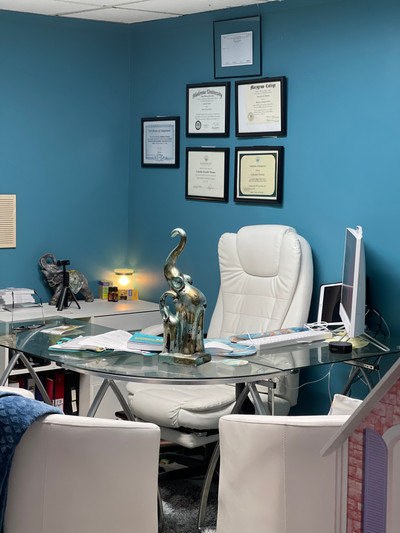 Therapy space picture #1 for LaKeisha Thomas, therapist in Michigan