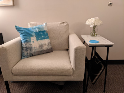 Therapy space picture #2 for Sara Baker, therapist in Kansas