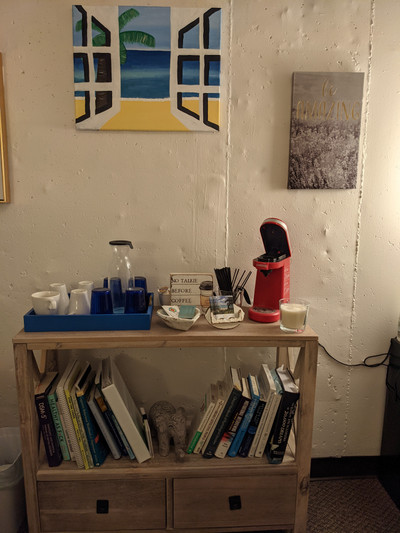 Therapy space picture #4 for Sara Baker, therapist in Kansas