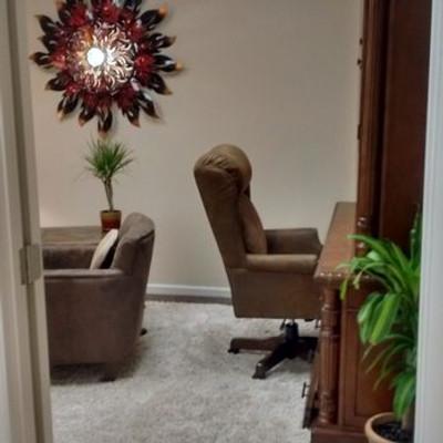 Therapy space picture #3 for Camille Larsen, therapist in Arizona, Colorado