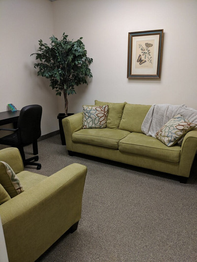 Therapy space picture #1 for Anna Schäfer Edwards, therapist in Florida