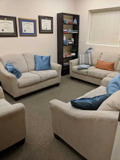 Therapy space picture #2 for Anna Schäfer Edwards, therapist in Florida