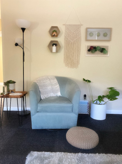 Therapy space picture #2 for Melissa Lichtenberger, therapist in Florida