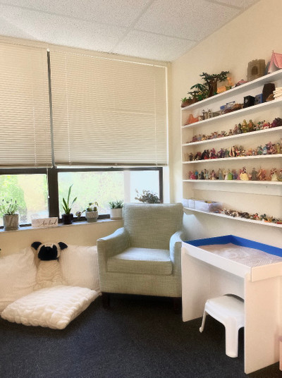 Therapy space picture #3 for Melissa Lichtenberger, therapist in Florida