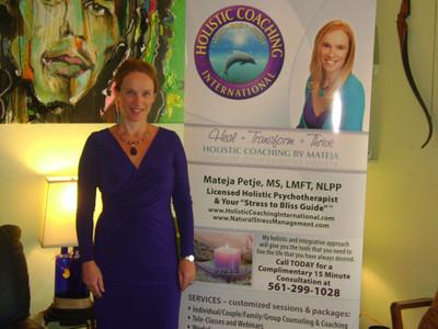 Therapy space picture #2 for Mateja (Matty)  Petje Levinson, therapist in Florida