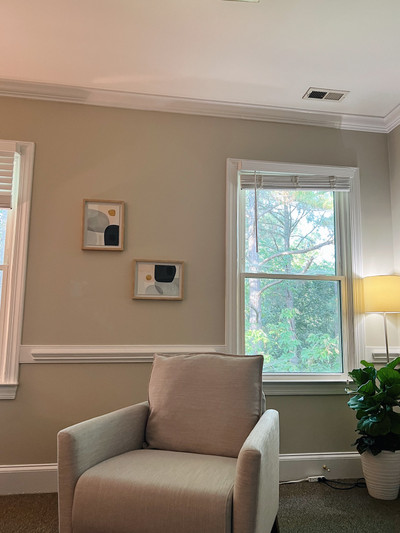 Therapy space picture #2 for Maddie Spear, therapist in North Carolina