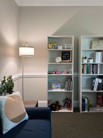 Therapy space picture #1 for Maddie Spear, therapist in North Carolina