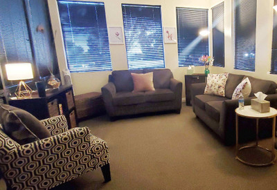 Therapy space picture #1 for Angela James, therapist in California
