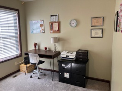 Therapy space picture #1 for Rhonda Stalb, therapist in Alabama, Tennessee