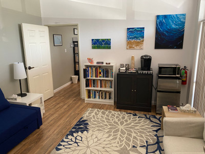 Therapy space picture #3 for Brandon Cassels, therapist in California