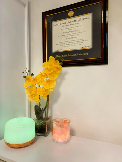 Therapy space picture #3 for Dr. Vanessa Milagros, therapist in Florida