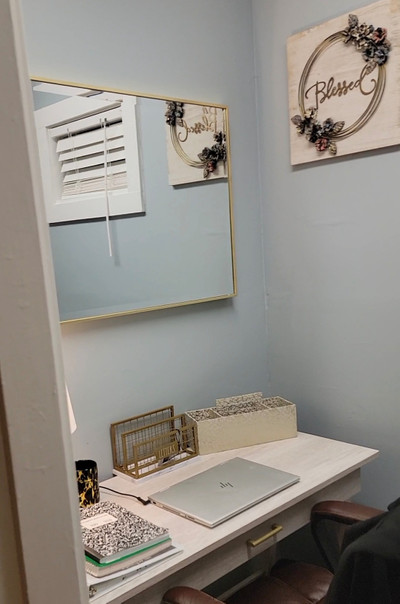 Therapy space picture #1 for Chanell Finley, therapist in Florida, Louisiana, Texas