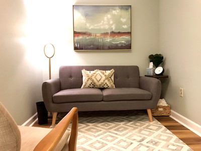 Therapy space picture #1 for Samantha Diamond, therapist in South Carolina