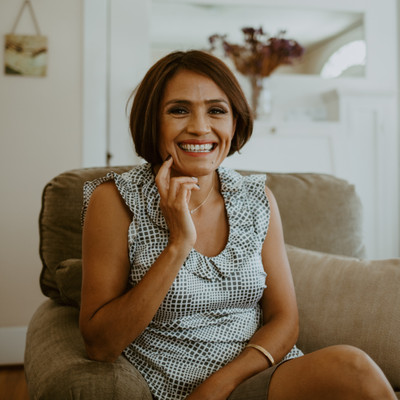 Picture of Guadalupe A.  Cesar Nunez, therapist in California