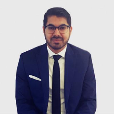 Picture of Vineel Maharaj, therapist in California