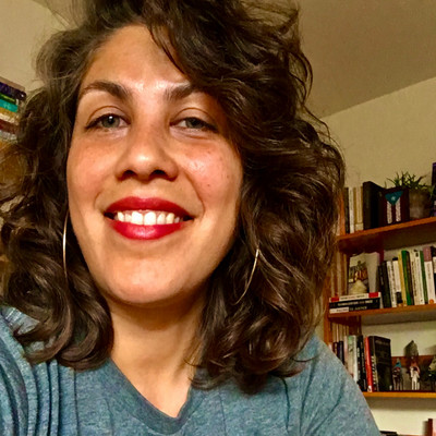 Picture of Maria Borges, therapist in California