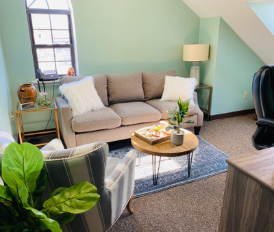 Therapy space picture #1 for Emily Oliver, therapist in New York