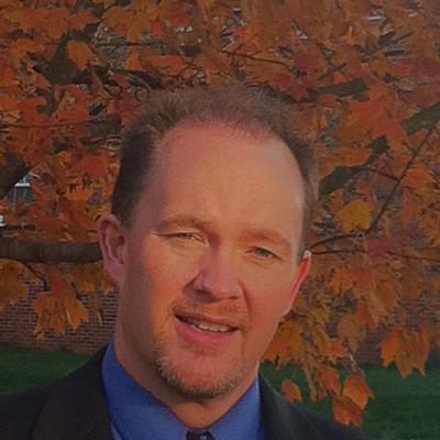 Picture of Donald Rush, therapist in North Carolina