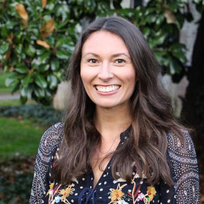 Picture of Amelia Giller, therapist in North Carolina