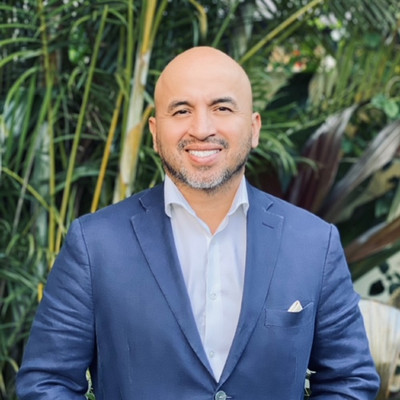 Picture of Harold Gonzales, therapist in Florida