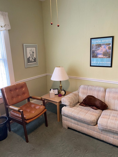 Therapy space picture #5 for David Queally, therapist in Florida