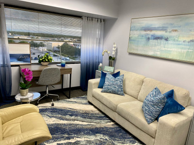 Therapy space picture #1 for Lauren Rothstein, therapist in Florida
