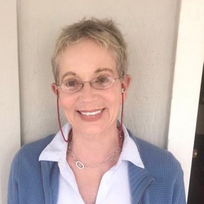 Picture of Jamie Diamond, therapist in California