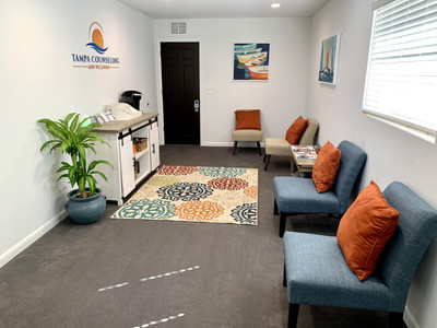 Therapy space picture #2 for Dr. Ashton Peltz, therapist in Florida