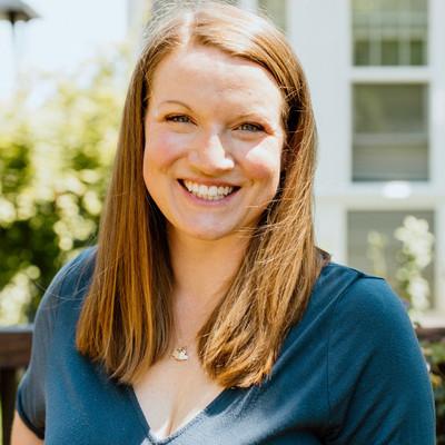 Picture of Rachel McEvoy, therapist in Washington
