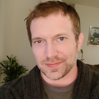 Picture of Trent Gossett, therapist in Ohio