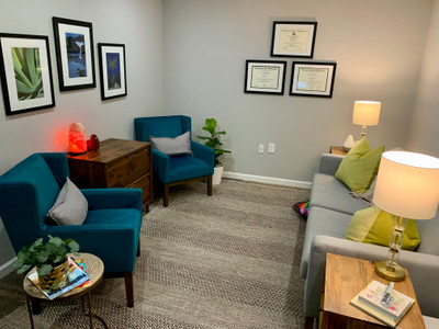 Therapy space picture #1 for Allyse Russell, therapist in Georgia