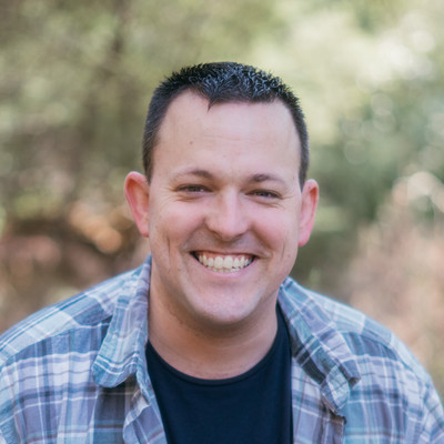 Picture of Kevin Moody, therapist in California